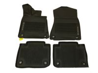 Lexus GS200t All-Weather Floor Liners, Black - PT206-30162-02