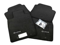 Lexus ES330 Carpet Floor Mats - PT206-33034-02