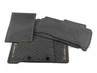 Lexus LX All Weather Floor Mats