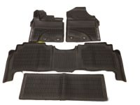 Lexus LX All Weather Floor Liners