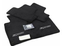 Lexus GX470 Carpet Floor Mats - PT208-60037-11