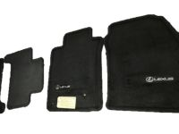 Lexus GX470 Carpet Floor Mats - PT208-60081-02