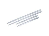 Lexus IS350 Body Side Moldings-Eminent White Pearl (085) - PT29A-00140-40