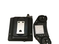 Lexus RX350L Lexus Universal Tablet Holder. Rear Seat Entertainment, Black - PT949-33180-02