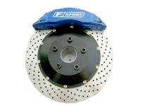 Lexus IS350 F SPORT Performance Front Brake Kit - PTR09-53081