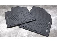 Lexus RX350 All Weather Floor Mats
