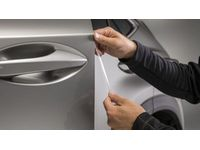Lexus RX350 Door Edge Film