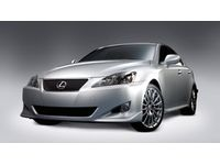 Lexus IS350 Ground Effects Kit, Front, Black Onyx 202 - 08154-53830-C0