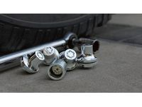 Lexus IS F Alloy Wheel Locks - 00276-00900