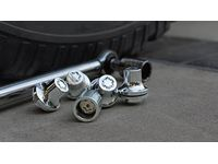 Lexus Alloy Wheel Locks - 00276-00901