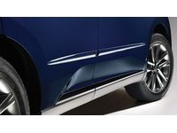 Lexus GS350 Body Side Moldings - PT29A-00140-10