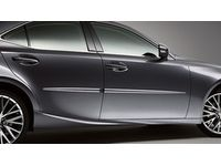 Lexus GS350 Body Side Moldings - PT29A-53140-01