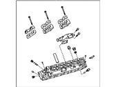 Lexus RC F Cylinder Head - 11101-39835