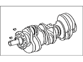 Lexus RC300 Crankshaft - 13401-31051