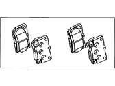Lexus GS430 Brake Pad Set - 04466-30210
