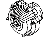Lexus LX470 Fan Clutch - 16210-50051
