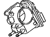 Lexus NX300h Throttle Body - 22030-36020