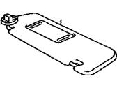 Lexus RX300 Sun Visor - Guaranteed Genuine Lexus Parts 329d5f27f95