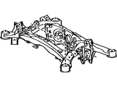 Lexus RX450h Rear Crossmember - 51206-0E042