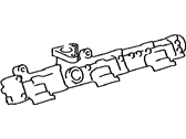Lexus IS350 Fuel Rail - 23808-31010