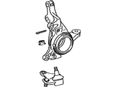 Lexus RX350 Ball Joint - 43340-09140