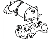 Lexus IS350 Catalytic Converter - 25051-36280