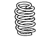 Lexus CT200h Coil Springs - 48231-76010