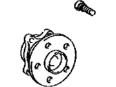 Lexus Wheel Bearing - 43550-30030