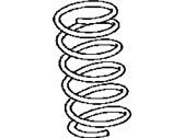 Lexus IS300 Coil Springs - 48131-53390