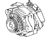 Lexus Alternator - 27060-50360