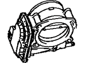 Lexus RX450hL Throttle Body - 22030-31090