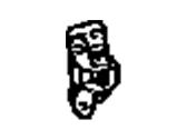 68801-60052 GENUINE OEM HINGE SUB-ASSY BACK 6880160052