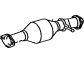 Lexus RX450h Exhaust Pipe - 17420-0P290
