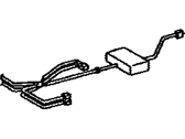 Lexus Battery Cable - G92X2-48010