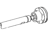 Lexus GS300 Axle Shaft - 37140-30020