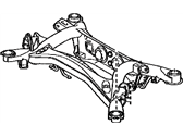 Lexus GS450h Rear Crossmember - 51206-30101