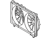 Lexus IS350 Fan Shroud - 16711-31330