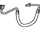 Lexus IS Turbo A/C Hose - 88711-53140