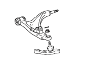 Lexus LS430 Ball Joint - 43340-59125