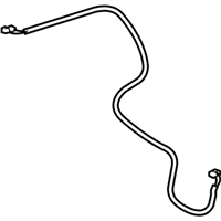 Lexus GS430 Antenna Cable - 86101-30B90