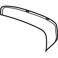 Lexus LS500 Car Mirror - 87931-11080