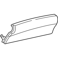 Lexus GS460 Glove Box - 55501-30200-E0