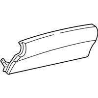 Lexus GS460 Glove Box - 55501-30200-C1