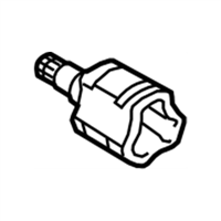 Lexus RX350 CV Joint - Guaranteed Genuine Lexus Parts